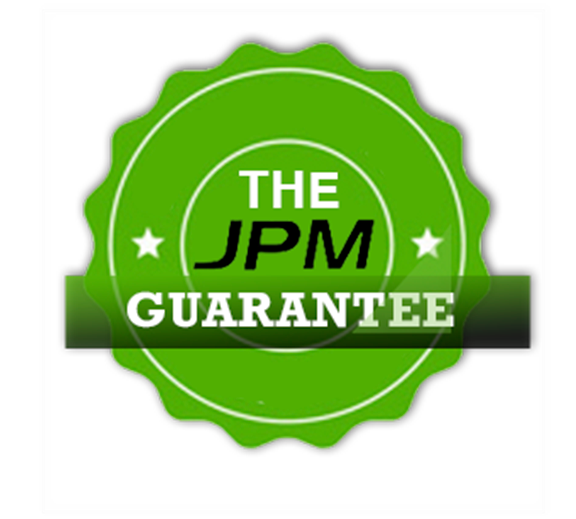 jpm guarantee rosette - Our Difference